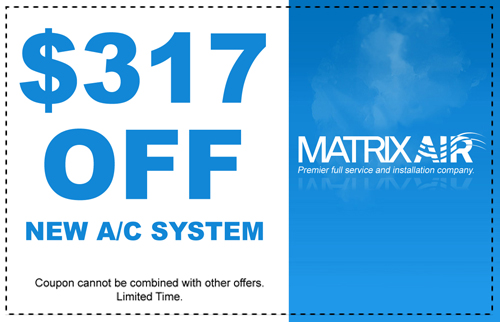$317 Off a New AC System